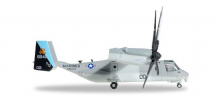 MV-22 Osprey USMC US Marines Herpa Collectors Model Scale 1:200 557788 AE